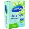 Детское мыло Bubchen (с рождения) 125 гр.