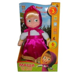Мягкая  игрушка Маша 30 см Мультипульти V91671/30