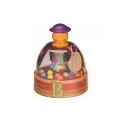 Развивающая игрушка Юла Сливка Battat BX1037