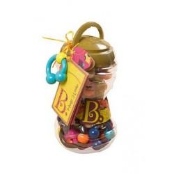 Игровой набор Разноцветные колечки Battat BX1145