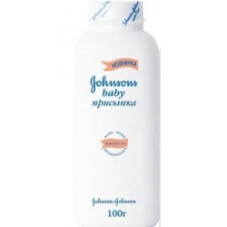 Детская присыпка Johnson's baby 100 гр.