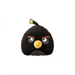 Мягкая игрушка антистрессовая Angry Birds Птичка черная SC12285/10