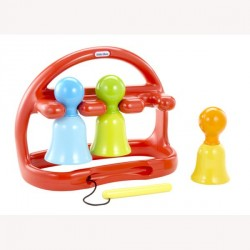 Музыкальная игрушка  Little Tikes Колокольчики 620645