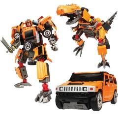 Конструктор-трансформер Roadbot HUMMER HX (3 в 1, 1:32)
