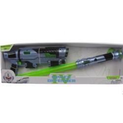 Игровой набор Космический бластер с мечом TopSky 145441