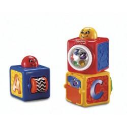 Игрушка Двигающиеся кубики Fisher-Price 74121