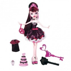 Кукла Дракулора 1600 Monster High Серии Сладкие Ш9189