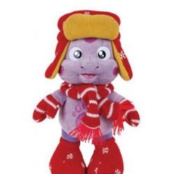 Мягкая игрушка Лунтик в зимней одежде 22 см Мульти-Пульти V85313/22АS