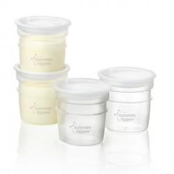 Контейнеры  для хранения грудного молока Tommee Tippee 42301071