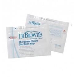 Пакетики для микроволновой стерилизации Dr. Brown's 960