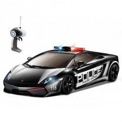 Автомобиль на р/у LAMBORGHINI - LP560-4 GALLARDO POLICE 1:16 Auldey LC258840