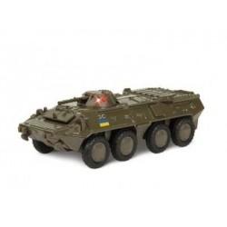 Модель БТР-80 Технопарк CT11-270/3