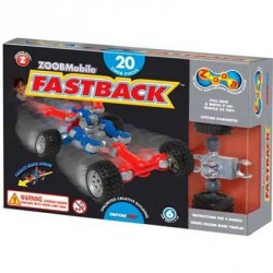Конструктор Mobile Fastback с инерционным механизмом ZOOB 12055