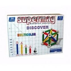 Магнитный конструктор Discover 26 Supermag 63