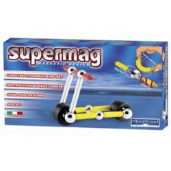 Магнитный конструктор  Скутер Supermag 0164