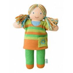 Вязаная игрушка Кукла Яринка Фрея