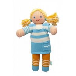 Вязаная игрушка Кукла Маринка Фрея