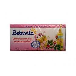 Чай Bebivita фиточай противопростудный (с 4 мес.) 30 гр.