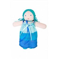 Вязаная игрушка Кукла Фея Воды Фрея