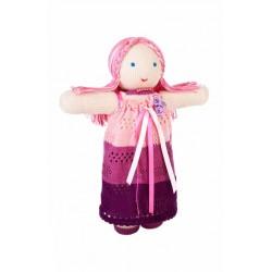 Вязаная игрушка Кукла Фея Снов Фрея
