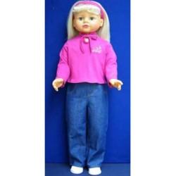 Кукла Annette ходячая, 90 см Lotus Onda 35001/4