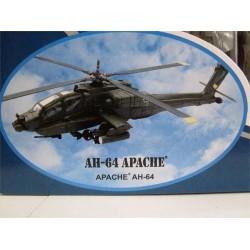 Сборная модель вертолета APACHE AH-64 1:55 New Ray 25525