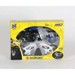 Сборная модель мотоцикла (1:12) SUZUKI New Ray 57005