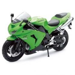 Сборная модель мотоцикла (1:12) KAWASAKI New Ray 42445A