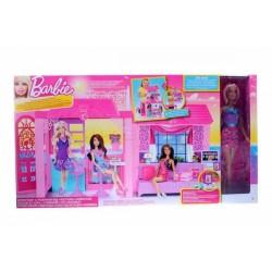Домик Барби с куклой Barbie Y4118