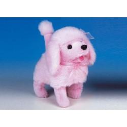 Интерактивная игрушка Пудель розовый Jamina 9307-2P