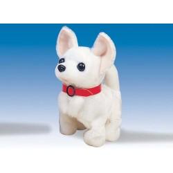 Интерактивная игрушка Чихуахуа белый Jamina 9307-7RW