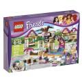 Бассейн Хартлейк Сити Lego 41008