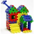 Конструктор-пазл «Домик Белоснежки» 39 деталей Toys Plast ИП.09.005