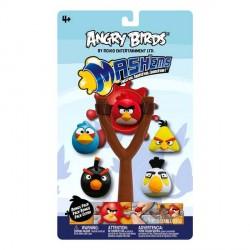 Набор ANGRY BIRDS - Рогатка с Машемсами Tech4Kids 50016