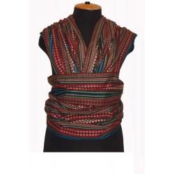 Слинг-шарф из шерсти