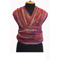 Слинг-шарф из трикотажа