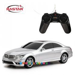 Машина на радиоуправлении Mercedes-Benz CL-63 AMG Rastar 34200