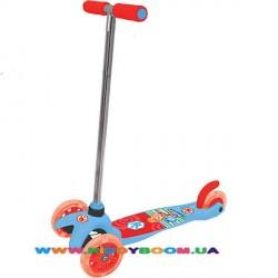 Скутер трехколесный Фиксики Т58463