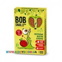Натуральные конфеты яблоко Bob Snail Равлик Боб 60 г 1740405