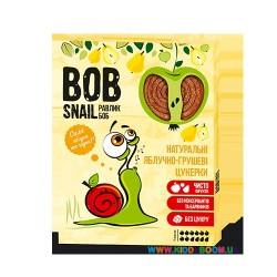 Натуральные конфеты яблоко-груша Bob Snail Равлик Боб 120 г 1740410