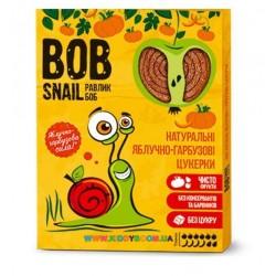 Натуральные конфеты яблоко-тыква Bob Snail Равлик Боб 120 г 1740412