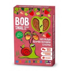 Натуральные конфеты яблоко-клубника Bob Snail Равлик Боб 60 г 1740419