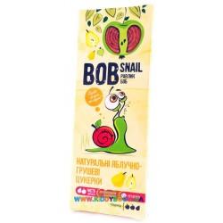 Натуральные конфеты яблоко-груша Bob Snail Равлик Боб 30 г 1740425