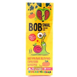 Натуральные конфеты яблоко-тыква Bob Snail Равлик Боб 30 г 1740426