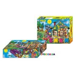 Кубики Сказки народов мира Технок 0205
