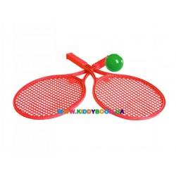 Ракетки маленькие для игры в теннис Технок 0373