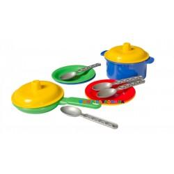 Набор посуды Маринка 2 Технок 0694