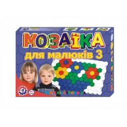 Мозаика для малышей 3 Технок 0908