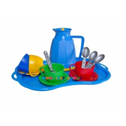 Набор посуды Маринка-9 ТехноК 1295