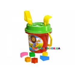Набор для игр в песке Умный малыш Технок 2025